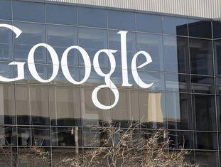 Sede da tecnológica Google em Mountain View, Califórnia.