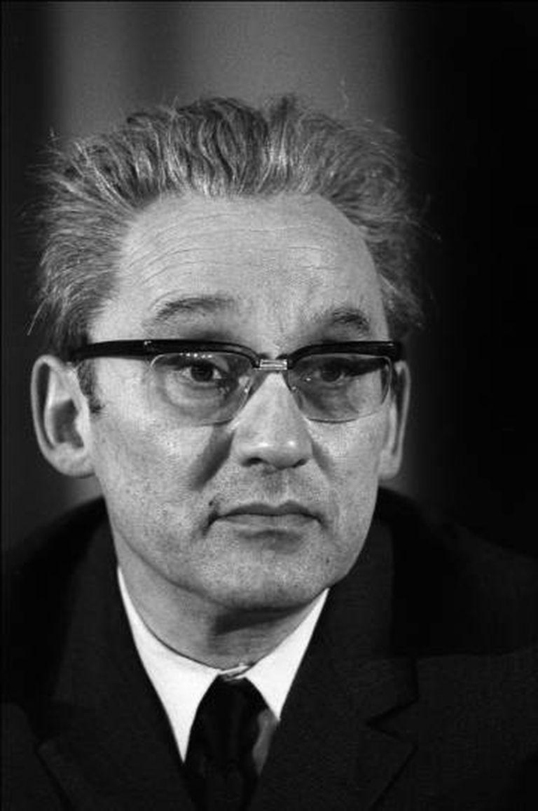 Paul Ricoeur, em 1970