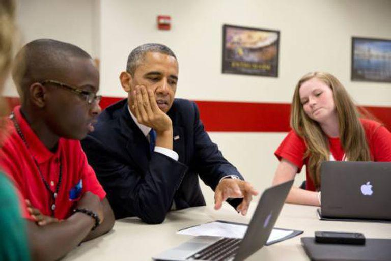 Obama está lendo teu correio