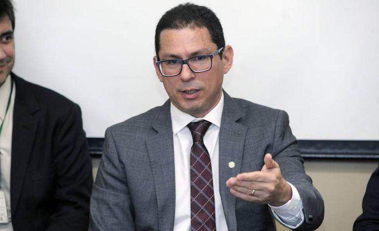 O deputado Marcelo Ramos.