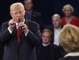 Republicano, contra as cordas por seu vídeo sexista, ameaça prender sua rival