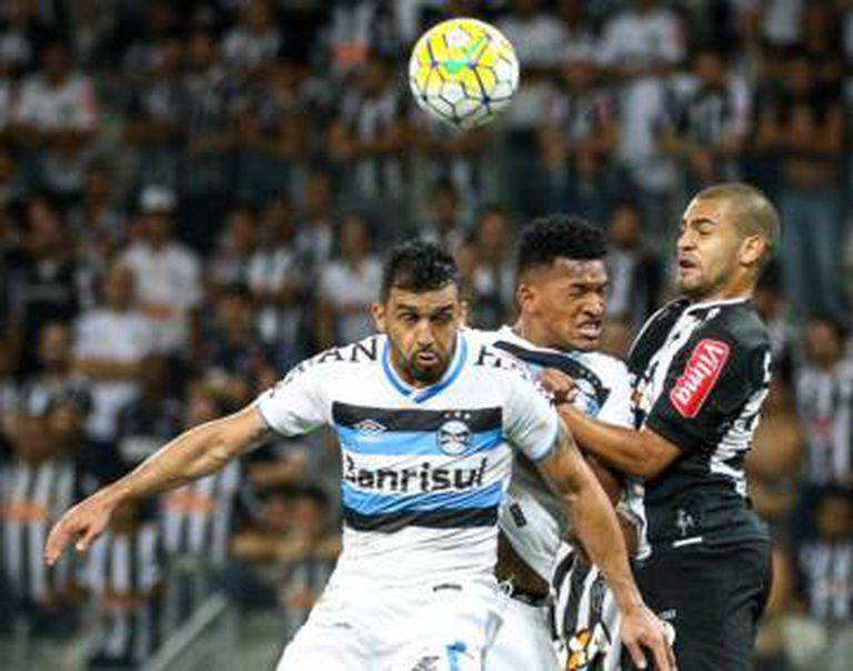 O Grêmio venceu o primeiro jogo por 3 a 1.