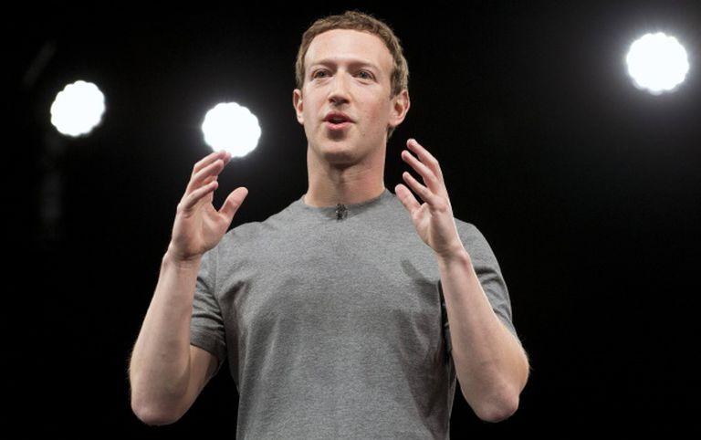 Mark Zuckerberg em Barcelona, no passado mês de fevereiro