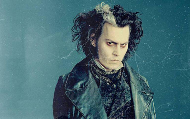 Clique sobre a imagem para ver os 10 melhores filmes de Johnny Depp