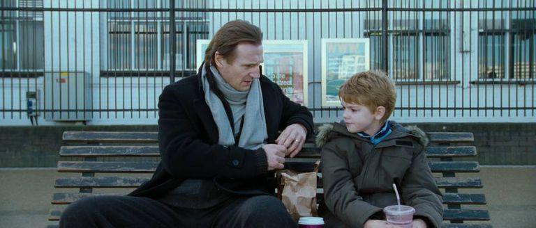 Uma cena do filme Simplesmente Amor