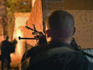 O bairro foi palco de um confronto entre a Polícia e os vizinhos da favela Pavão-Pavãozinho
