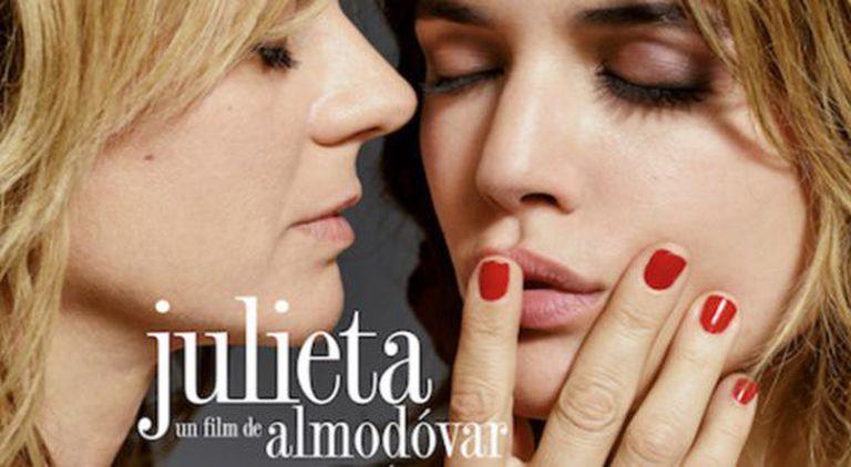 Cartaz promocional de 'Julieta'.