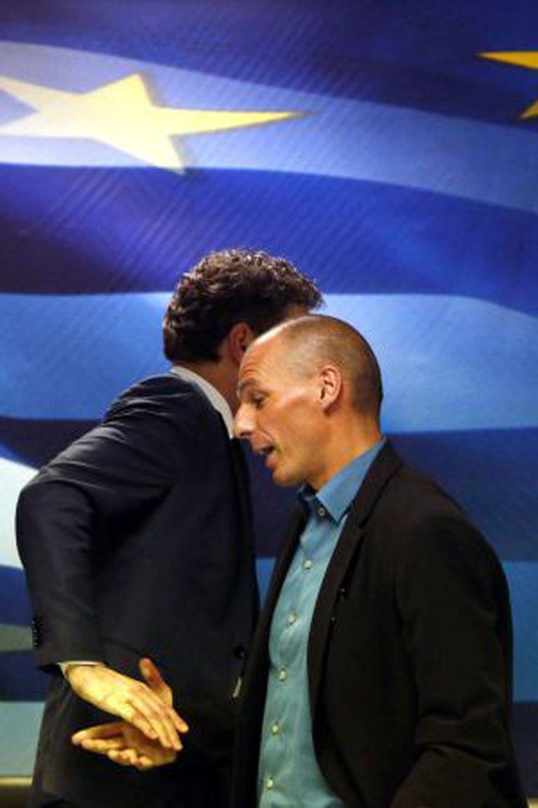 O ministro de Economia grego, Yanis Varoufakis.