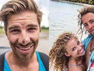 Ryker Gamble, Megan Scraper e Alexey Lyakh