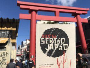 'Sertão Japão', novo livro de Xico Sá