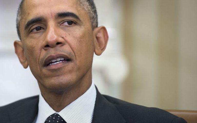 Presidente dos EUA, Barack Obama, na Casa Branca.