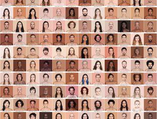 Humanæ, projeto de Angélica Dass.