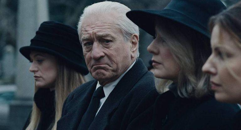 Robert De Niro em 'O irlandês'.