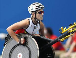 A atleta paralímpica tem assinados os papéis para sua morte   Mas ainda desfruto a cada instante