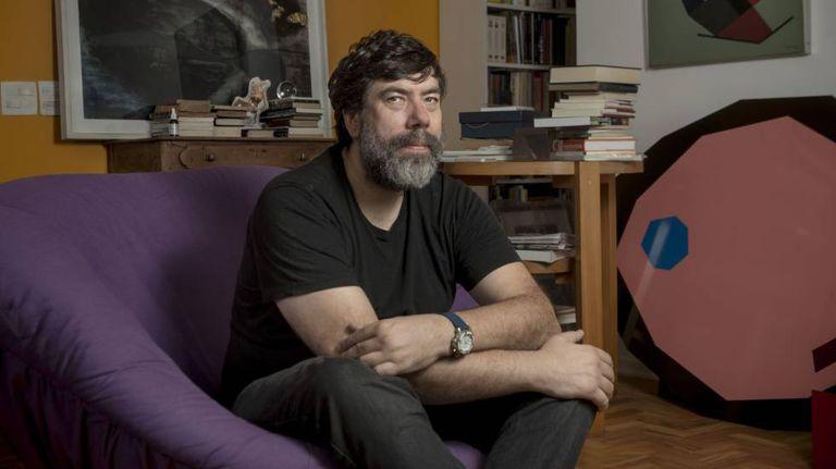 O psicanalista Tales Ab'Saber, em São Paulo