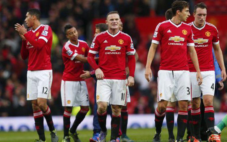 A boca dos jogadores do United foi analisada nesse estudo.