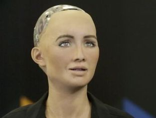 EL PAÍS conversou com a androide de inteligência artificial mais avançada do mundo