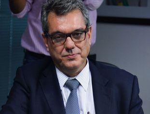 Novo presidente da Samarco, Roberto Carvalho.