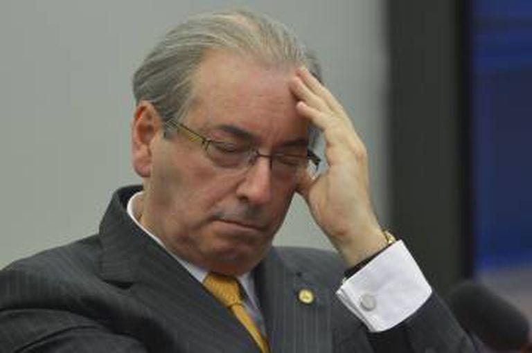 O ex-deputado Eduardo Cunha.