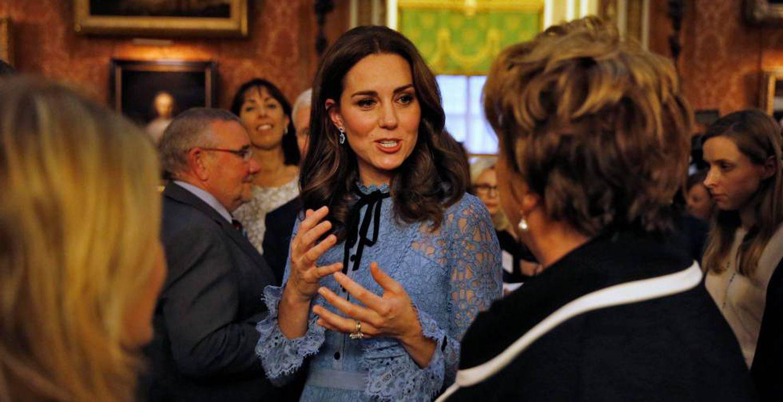 f85214a2d670 Por que nunca veremos Kate Middleton e (agora) Meghan Markle com as ...