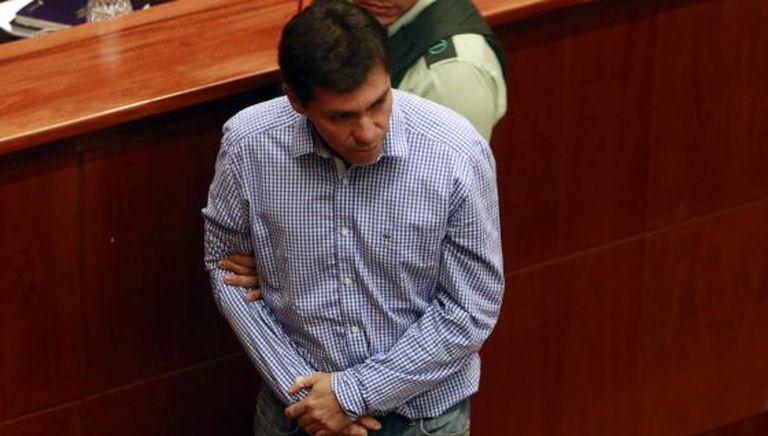 O ex-fiscal Iván Álvarez, condenado no Chile pelo 'caso Penta'.
