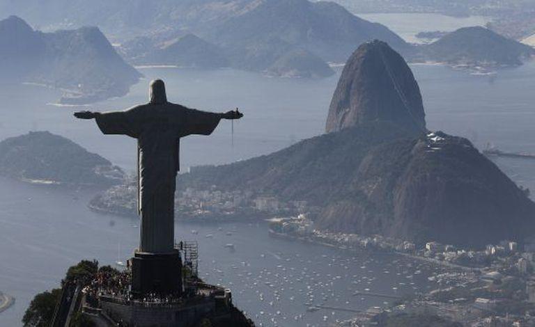 O Rio de Janeiro, onde ocorreu a final da Copa.