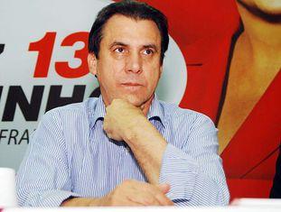 Luiz Marinho, em uma foto de 2012.