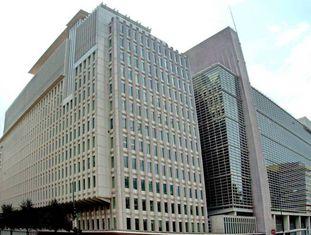 O edifício principal do Banco Mundial em Washington, em uma foto de arquivo.