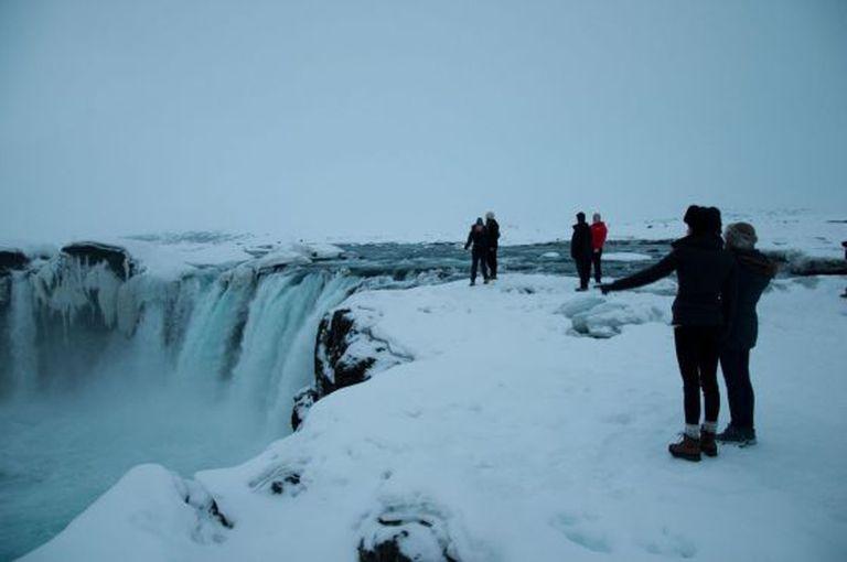 Imagens do cenário de 'Game of Thrones', na Islândia