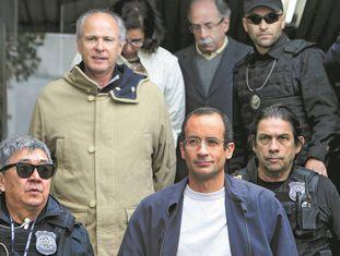 Marcelo Odebrecht, figura central na Operação Lava Jato.
