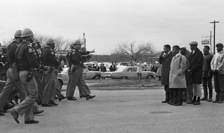 Fotograma do documentário 'Eu Não Sou Seu Negro', de Raoul Peck.