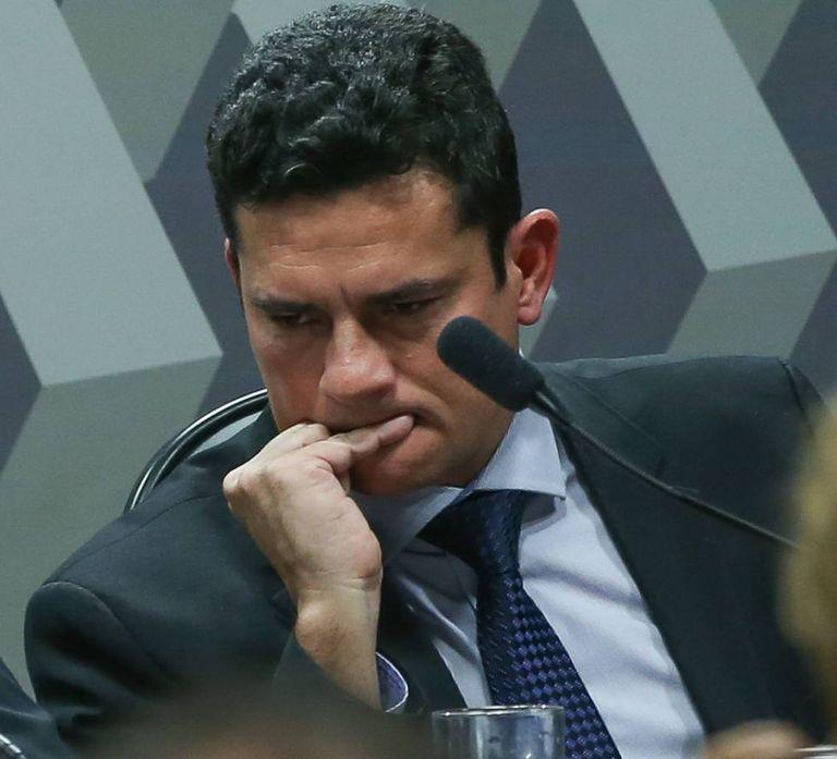 O juiz Sérgio Moro, em evento no ano passado.