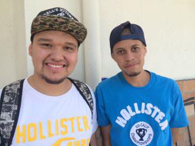 Guilherme Moreno Sanches e Rafael Dener Alves, 21.
