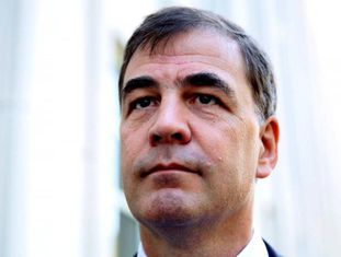 O delator Alejandro Burzaco em imagem de arquivo.