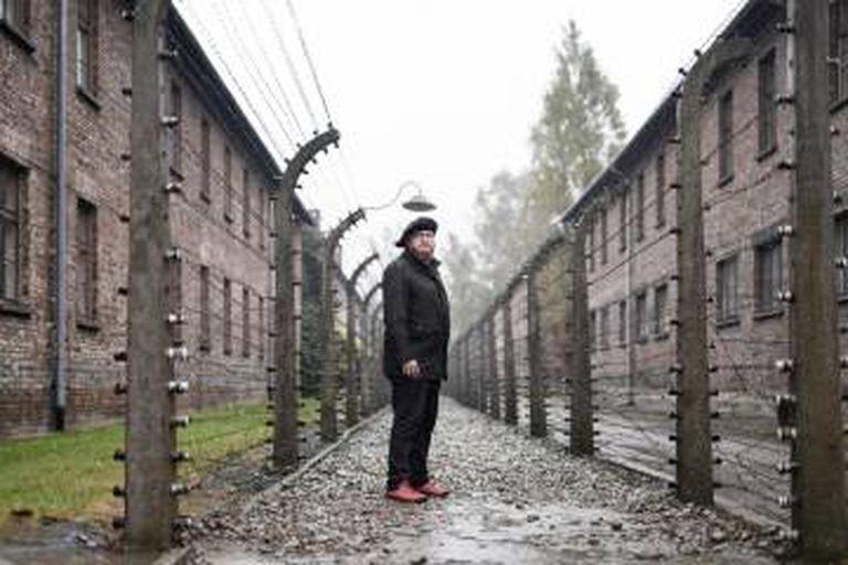 Piotr M. A. Cywinski, diretor do Museu Auschwitz-Birkenau desde 2006 e responsável pelo último processo de restauração.
