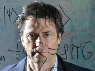 Max Tegmark, diretor do Future of Life Institute (MIT).