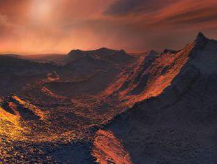 Astrônomos espanhóis revelam um mundo gelado na estrela Barnard, a seis anos-luz da Terra