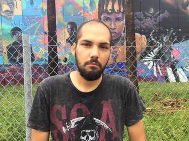 Luis Orozco, 24 anos.