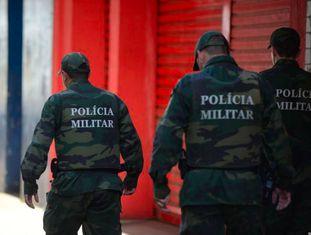 Policiais Militares do Espírito Santo.