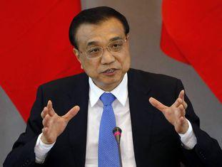 O primeiro-ministro chinês,  Li Keqiang.