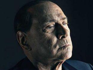 Capa da revista The Sunday Times Magazine com foto de Silvio Berlusconi.
